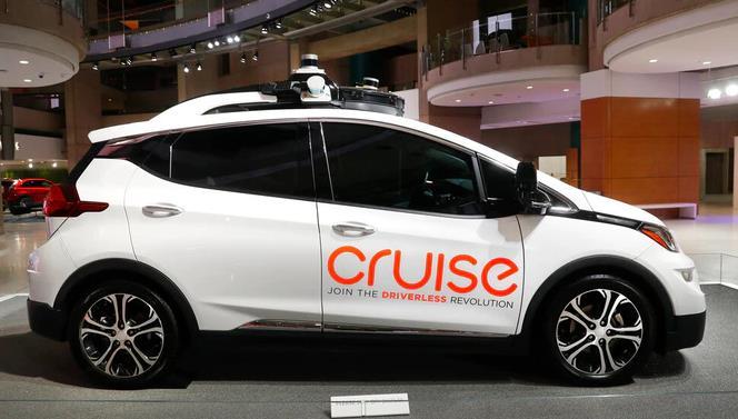 通用汽车与微软合作开发无人驾驶汽车
